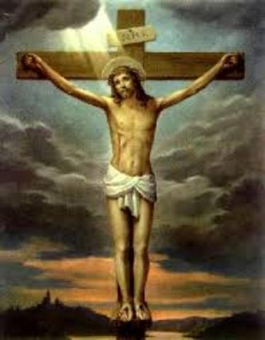 Jesus's Crucifixion