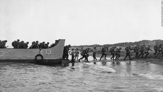 US and British invasion