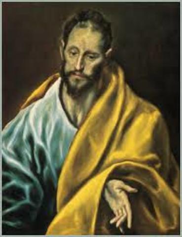 Martyrdom of St. James the Less, Bishop of Jerusalem
