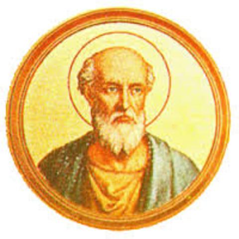 Death of Pope St. Evaristus