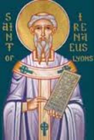 Death of St. Irenaeus of Lyons