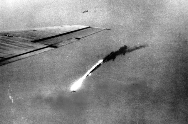 US planes accidentally attack Manchurian airfield