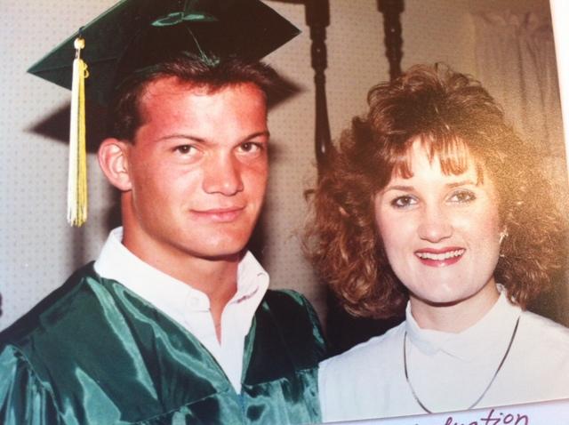 Chris's Highschool Graduation