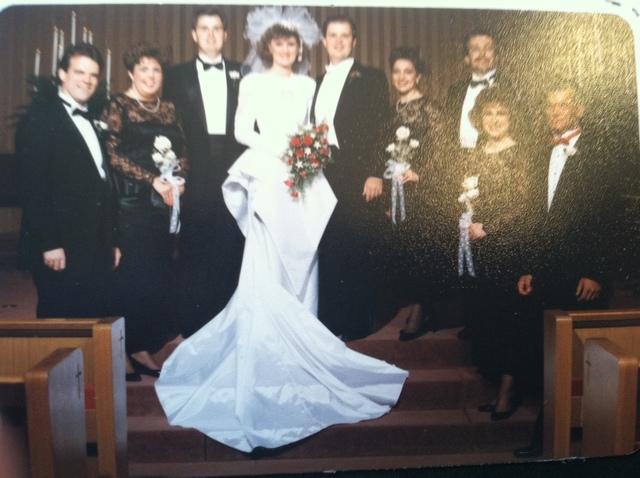 Tisha's Marriage