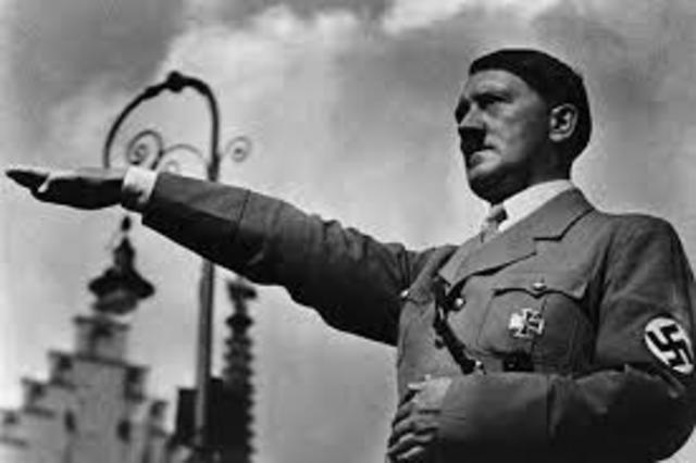 Hitler's Rise