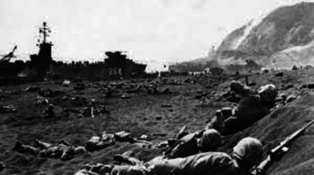 Battle of Iwo Jiima