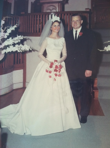 Jim and Joanne Marriage