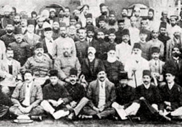 Formation of All-Indian Muslim League