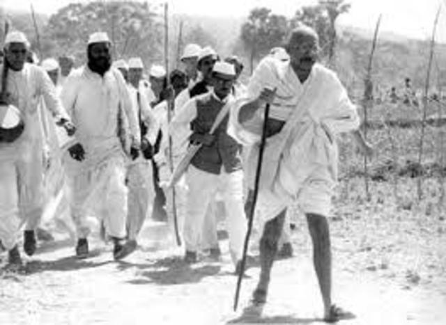 """""""Quit India"""" Movement"""