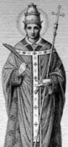 Death of Pope St. Zephyrinus
