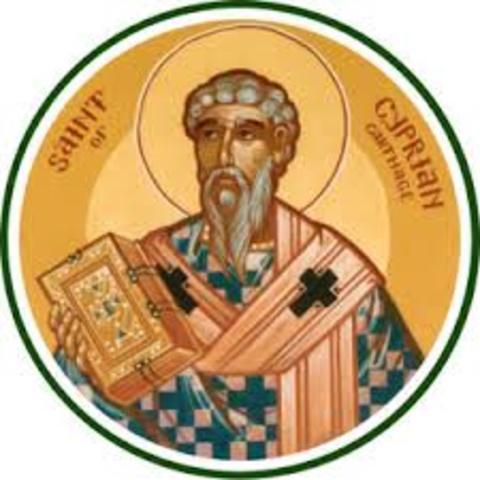 Martyrdom of St. Cyprian of Carthage