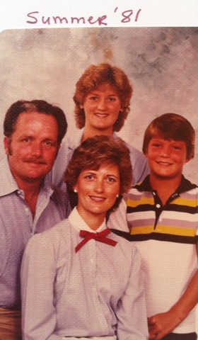 Family Picure 1981