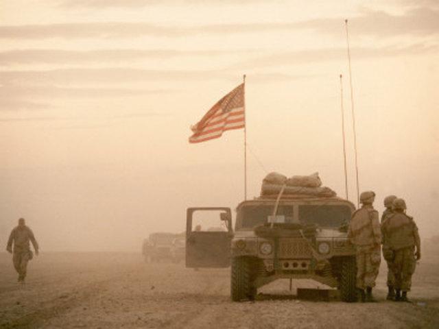 Desert Storm War