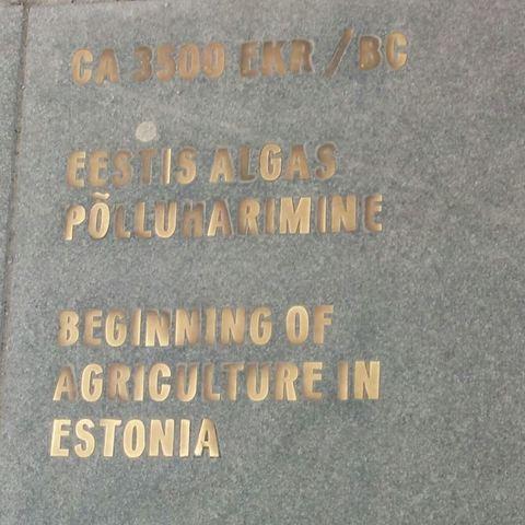 Eestis algas põlluharimine CA 3500 EKR/BC
