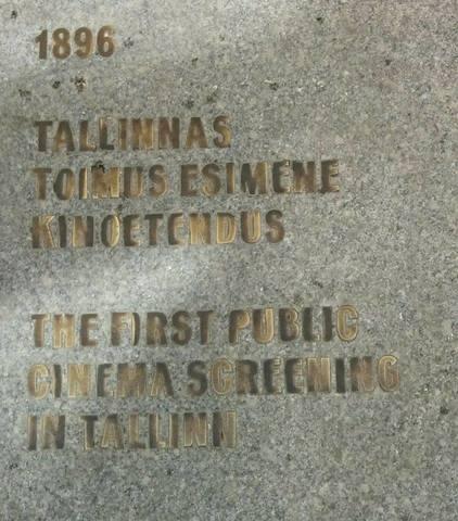 Tallinnas toimus esimene kinoetendus