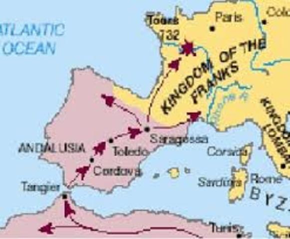 Invasion of Spain