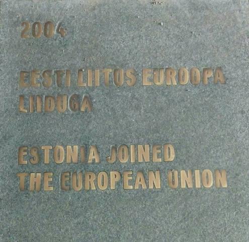 Eesti liitus Euroopa Liiduga