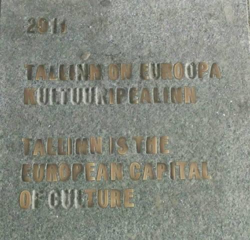 Tallinn on Euroopa kultuuripealinn