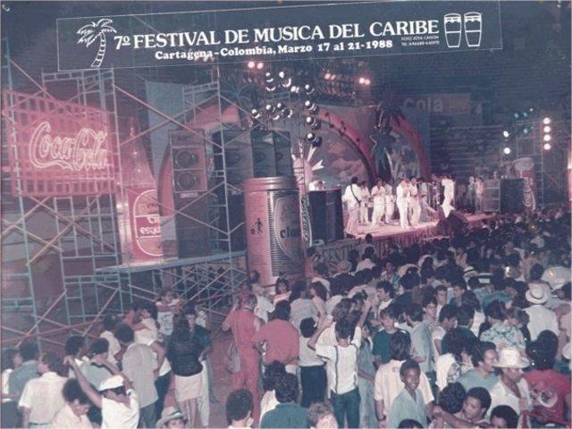 Festival de Música del Caribe: Africanía para las clases medias