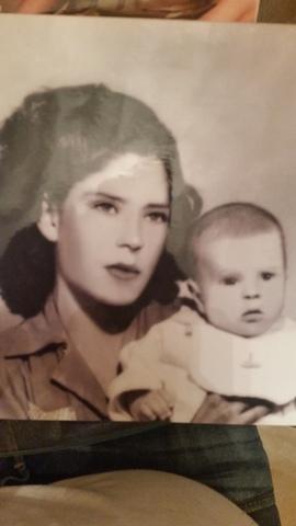 Great Grandmother born