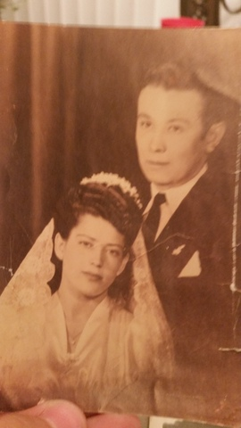 Great Grandparents married