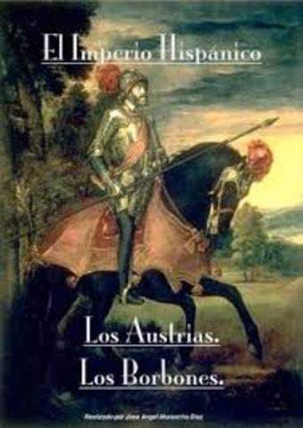 El imperio hispánico.