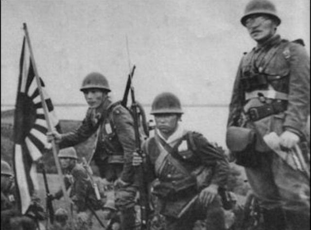 Japan invades Vietnam