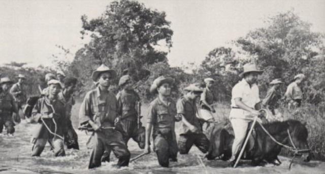 Indochina War Begins