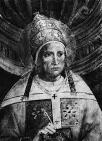 Martyrdom of Pope St. Fabian