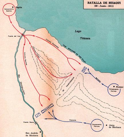 Batalla de Huaqui