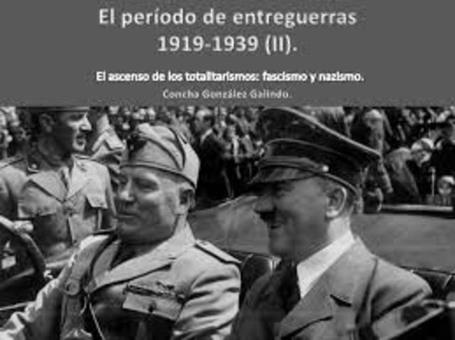 Periodo de entreguerras