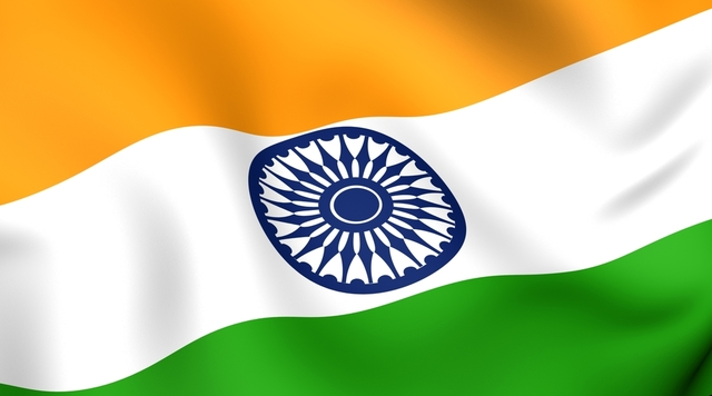 Indian independence becomes official