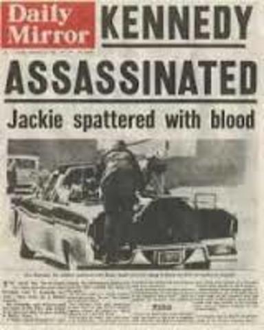 Magnicidio de Dallas (Asesinato de J. F. Kennedy)