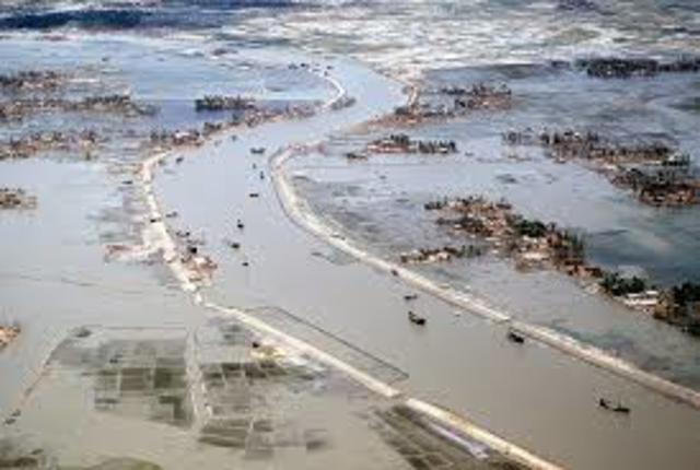Tifón de Bangla Desh