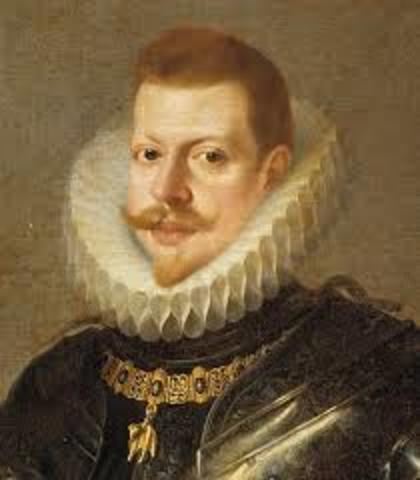 FELIPE III accede al trono de España.