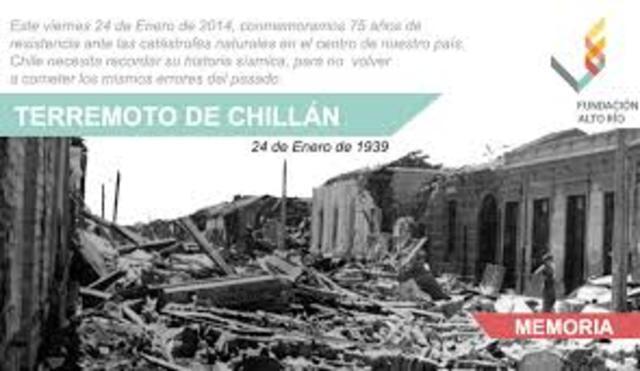 Terremoto de Chillaán