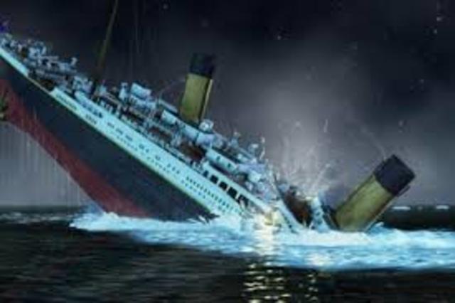 Naufragio del Titanic
