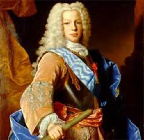 FERNANDO VI accede al trono de España