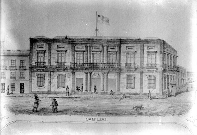 El Cabildo De Montevideo