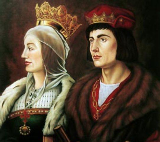 Reinado de Los Reyes Católicos