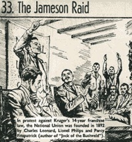 Jameson Raid