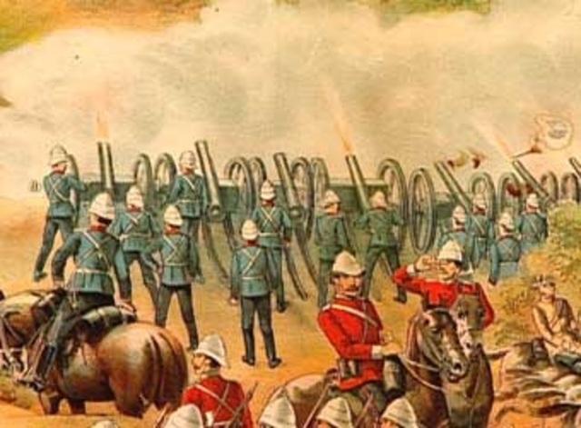 Battle of Talana Hill