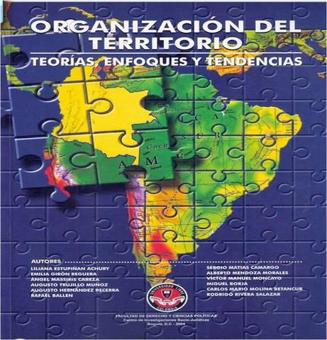 Organizacion del territorio
