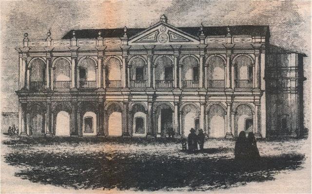 El Cabildo De Asunción