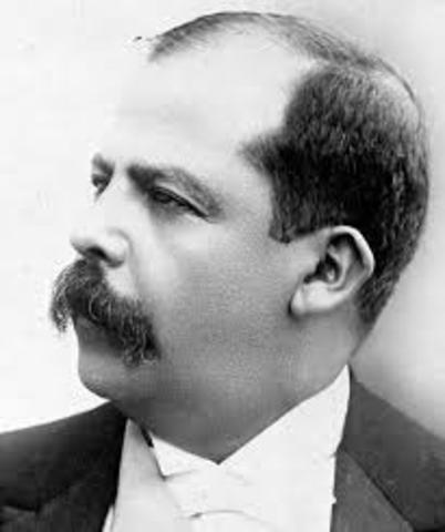 Manuel Estrada Cabrera es elegido Presidente