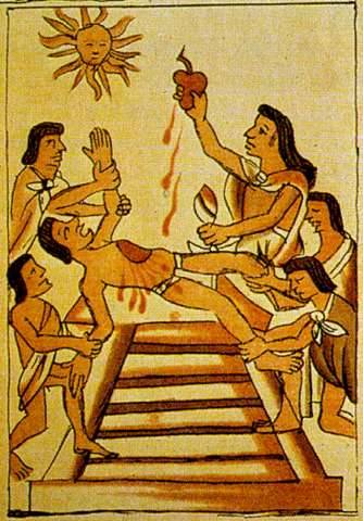 Los mayas de las tierras bajas matan a Francisco de Vico