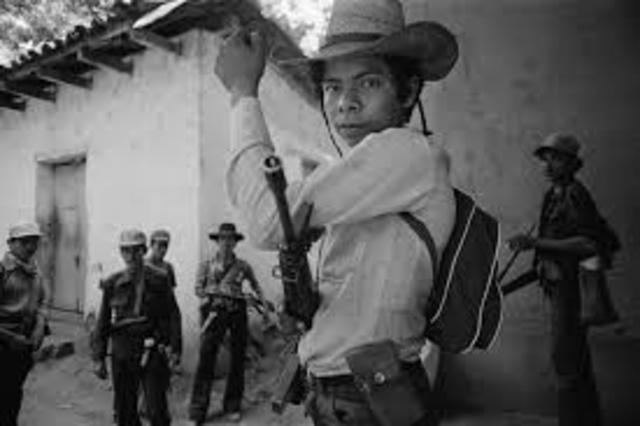 Guerra Civil Guatemalteca