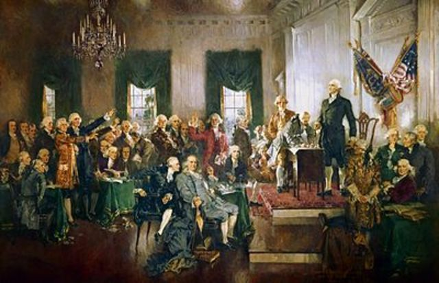 The Start of Constitutional Convention