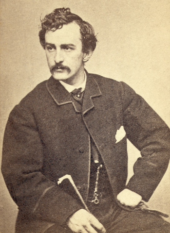 John Wilkes Booth's Attempt at Abducting President Lincoln