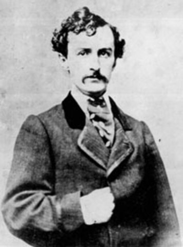 John Wilkes Booth's Work with the Confederate Secret Service